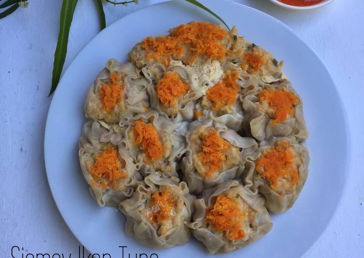 Siomay Ikan Tuna - cookandrecipe.com