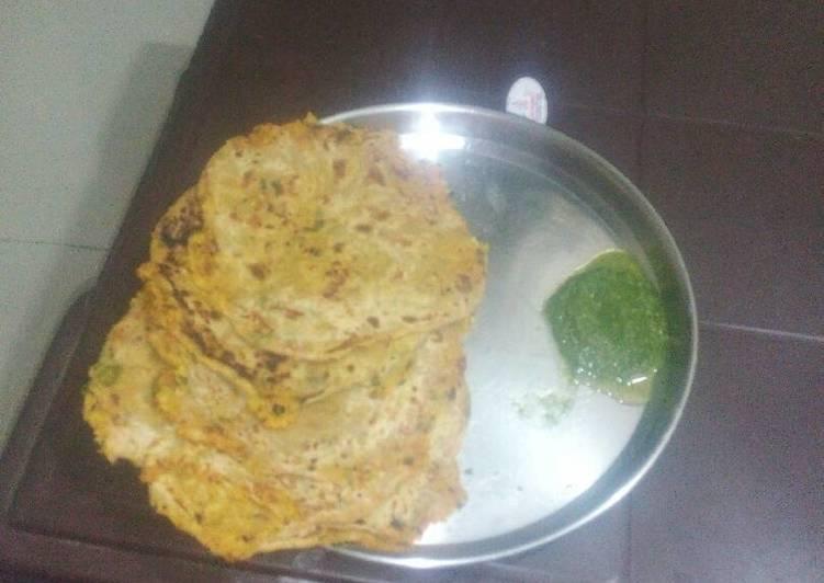 Easiest Way to Make Perfect Mooli ke parathe