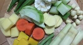 Hình ảnh món Dashi rau củ
