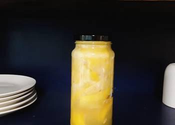 How to Make Perfect Lemon preserves