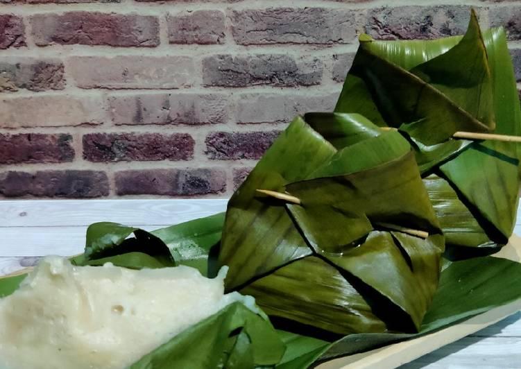 Sate Palembang/Pempek Kukus