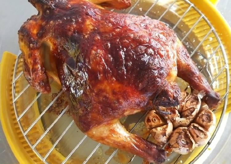 Ayam Panggang Mudah dan Lezat