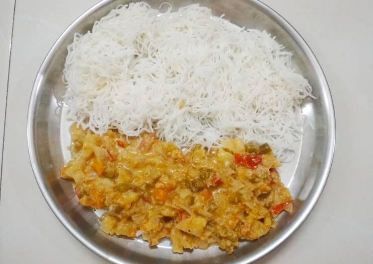 Idiyappam kurma