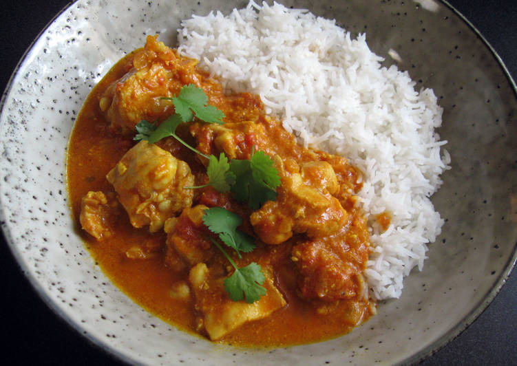 My Family's Chicken Curry