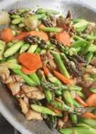 135 Resep Asparagus Ayam Enak Dan Sederhana Cookpad