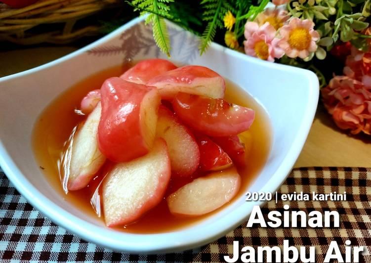 Asinan Jambu Air