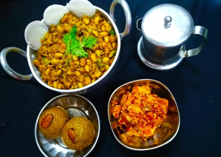 5 Minute Recipe of Love Indian Beans vaal