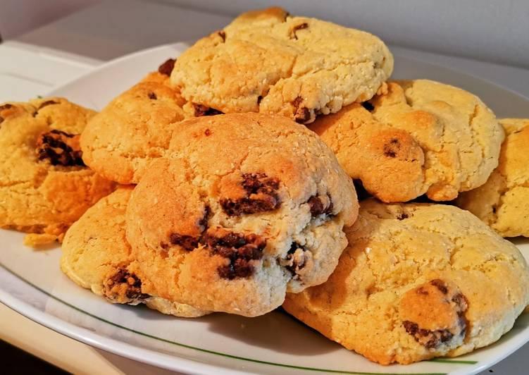 Comment Servir Cookies moelleux aux céréales Crunch croquantes