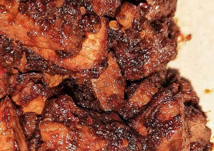 Daging sapi bumbu kecap pedas (resepnya mudah banget) - projectfootsteps.org