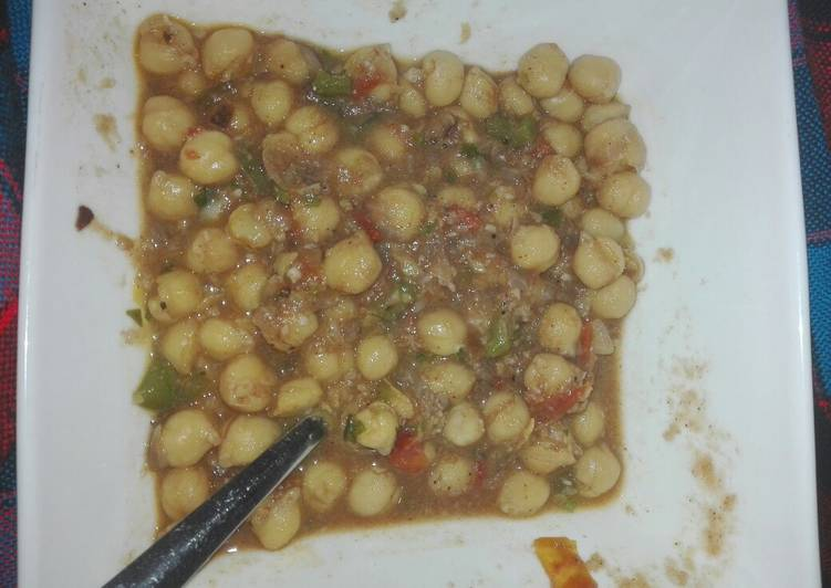 Recipe of Any-night-of-the-week Chickpea curry