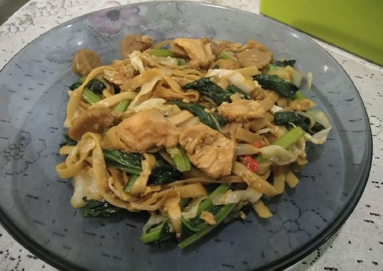 Resep Kwetiau Goreng Ayam Anti Gagal Kreasi Masakan