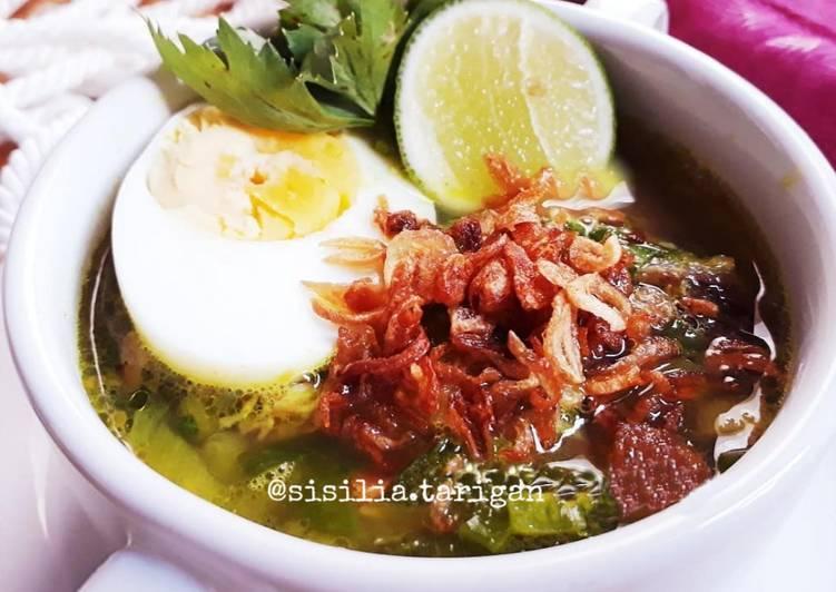 Soto Ayam Khas Semarang