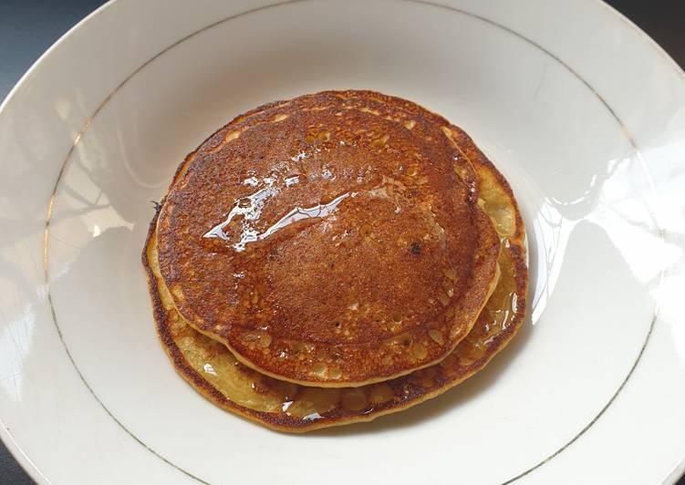 Banana Pancake Mpasi