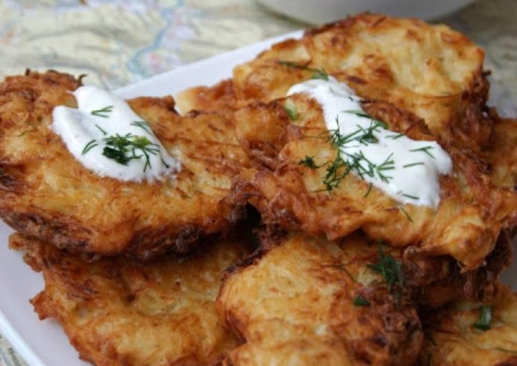 "Sauerkraut ""pancakes"" - fuczki"