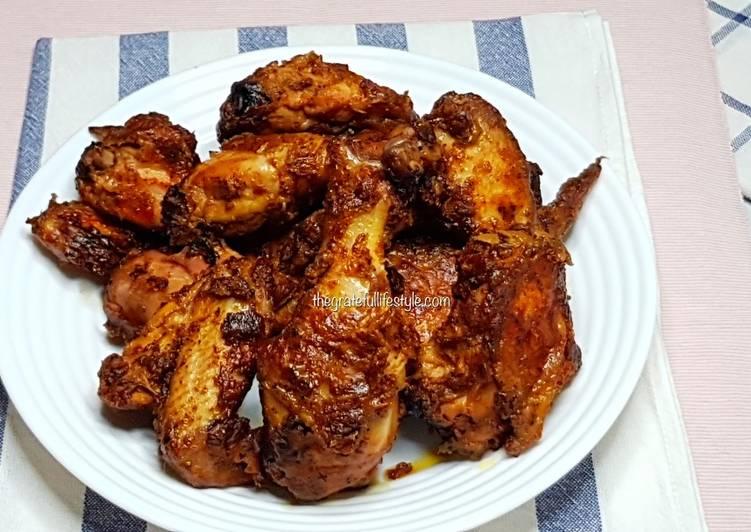 Ayam Goreng Oven (Menu Diet)