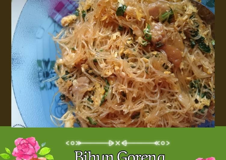 Bihun Goreng (Non MSG)