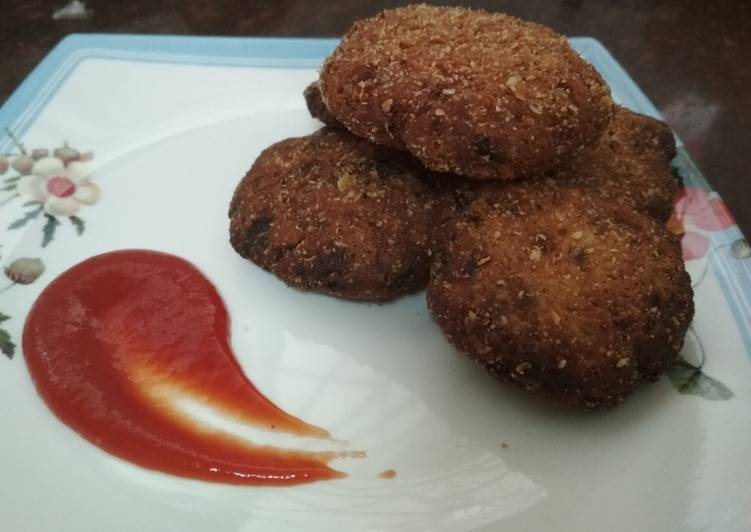30 Minute Step-by-Step Guide to Prepare Cooking Poha cutlets