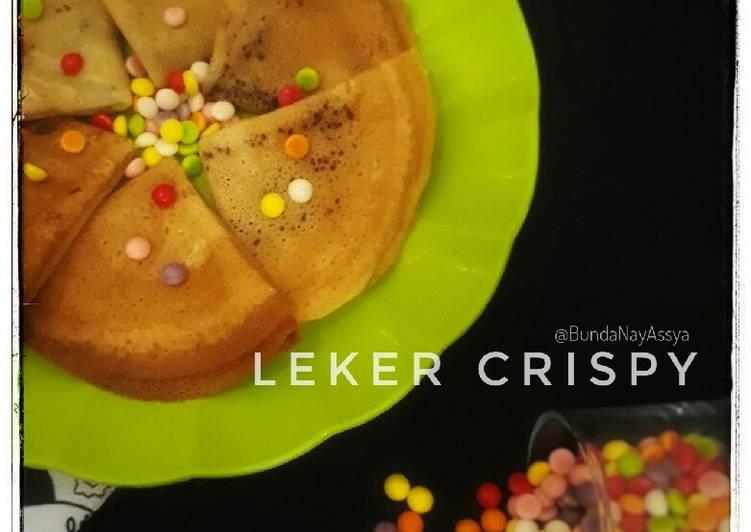Leker Crispy (Crepes)