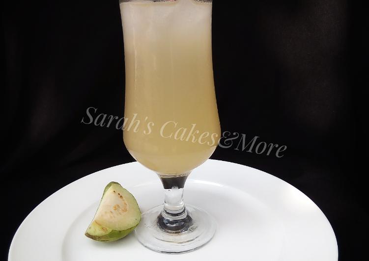 Recipe of Homemade Guaver lemonade