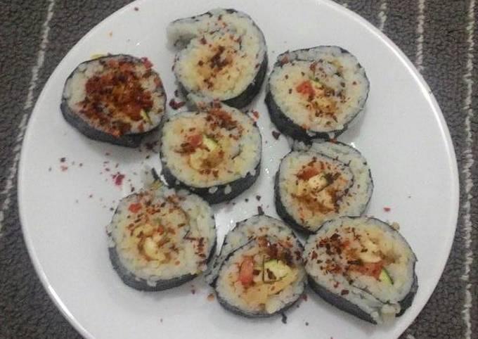 Sushi Halal :)