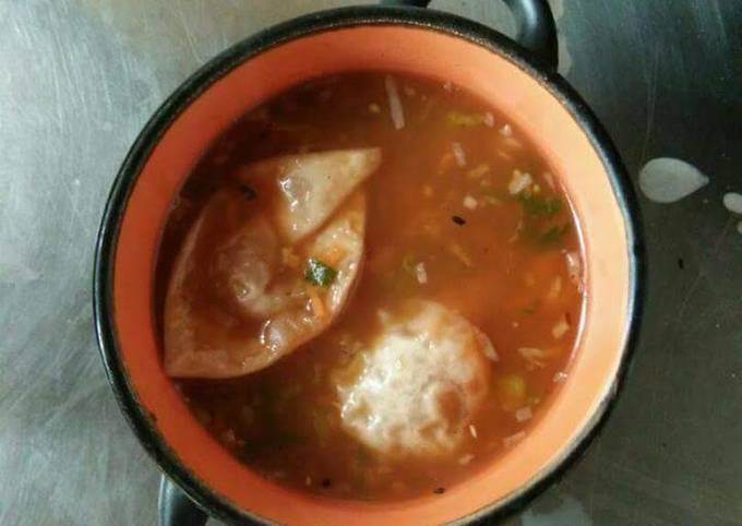 One tone soup