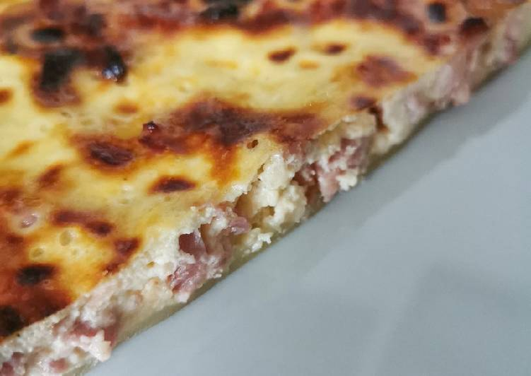 Recipes  Quiche Lorraine