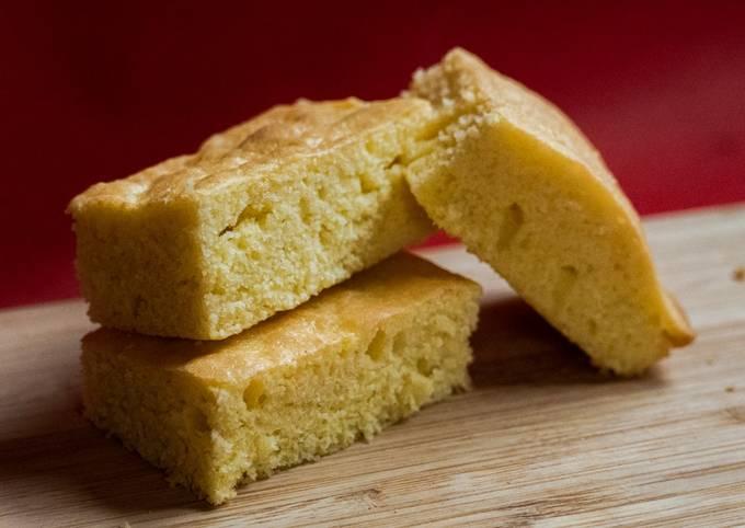 Cake rapide et moelleux sans gluten