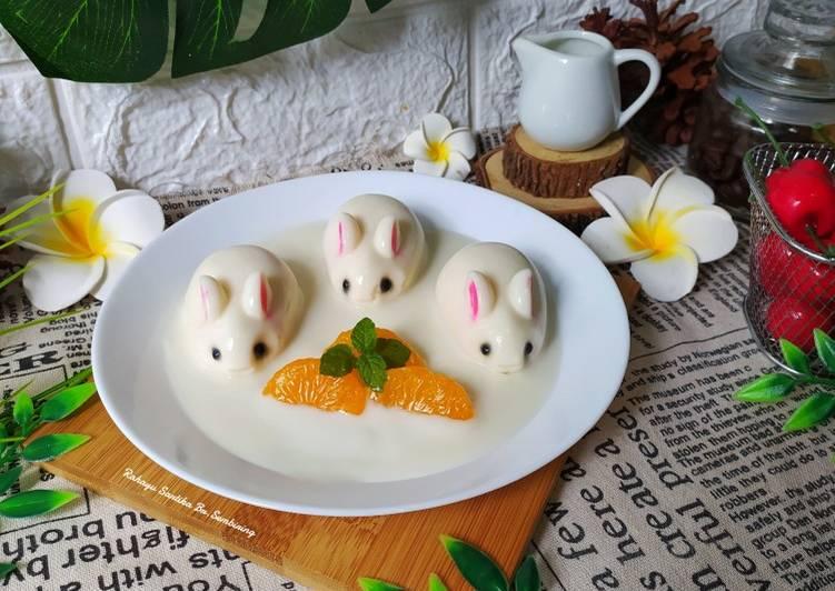 puding-kelinci