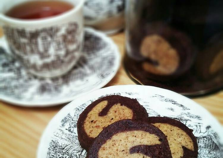 Cookies Mocca (Tanpa Mixer,Tanpa Telur,Takaran sendok) #ekonomis