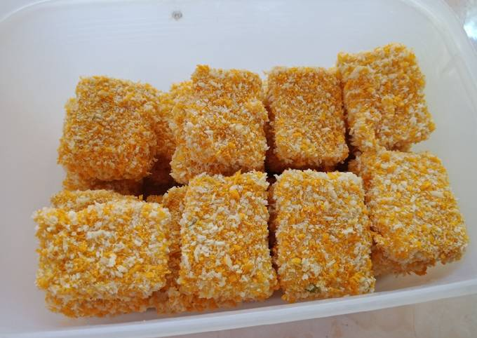 Resep Nugget Ayam Wortel Homemade Oleh Sisca Risqi Cookpad