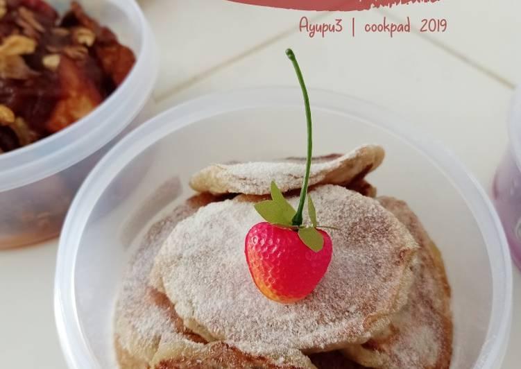 Simple Mini Pancake
