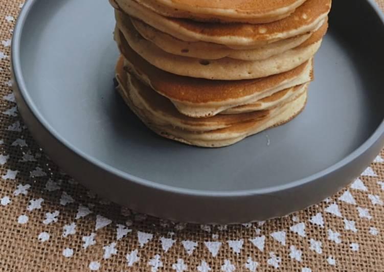 Délicieux Pancake ultra moelleux