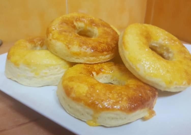 Donuts clásicos versión saludable