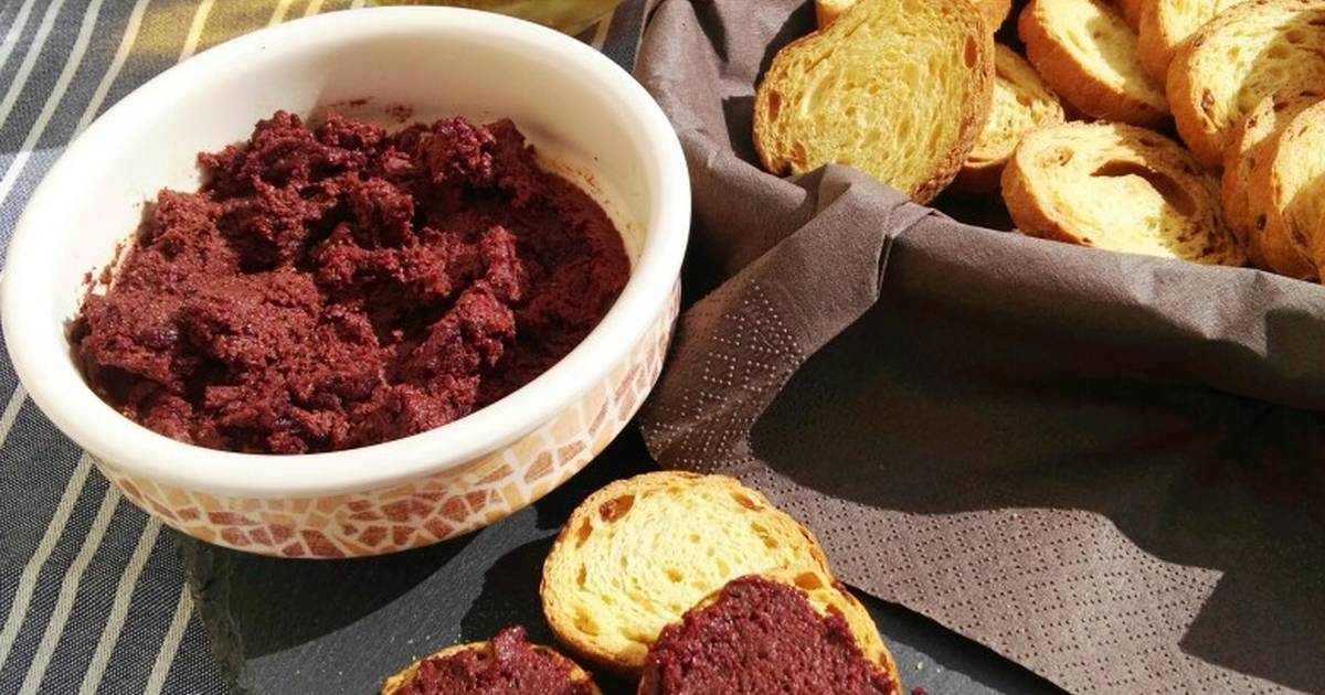 Paté de morcilla - 15 recetas caseras - Cookpad