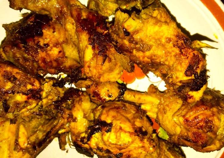 Ayam Bakar Teflon Bumbu Rempah
