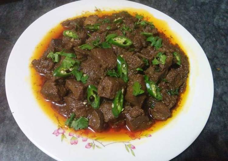 Living Greener for Greater Health By Eating Superfoods, Mutton Kalaji