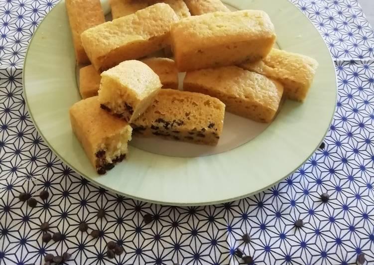 Les Meilleures Recettes de Gâteaux aux pépites de chocolat