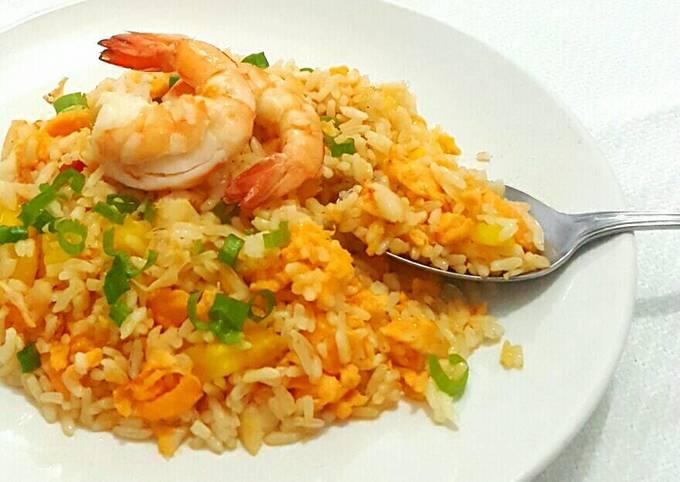 Resep Nasi Goreng Telur Ala Restoran Oleh Giacinta Permana Cookpad
