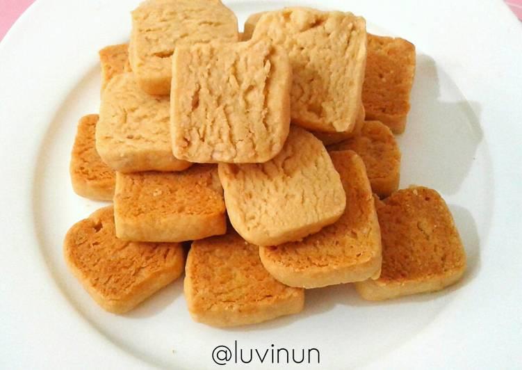 Kuker Kacang Potong (takaran sendok)