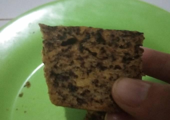 Bolu Pisang Kukus (No Mixer Anti Gagal)