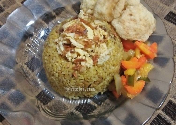 Nasi Kebuli Murah Meriah