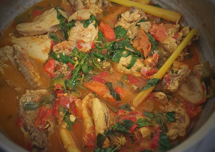 Resep Ayam Woku-Woku Kemangi yang Enak Banget