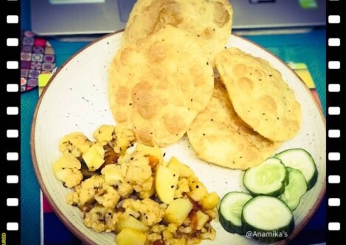 Simple Sunday Breakfast/Brunch in typical Bengali Households