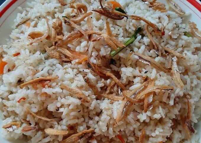 Nasi goreng kampung meriah SUPERSIMPLESEDAP
