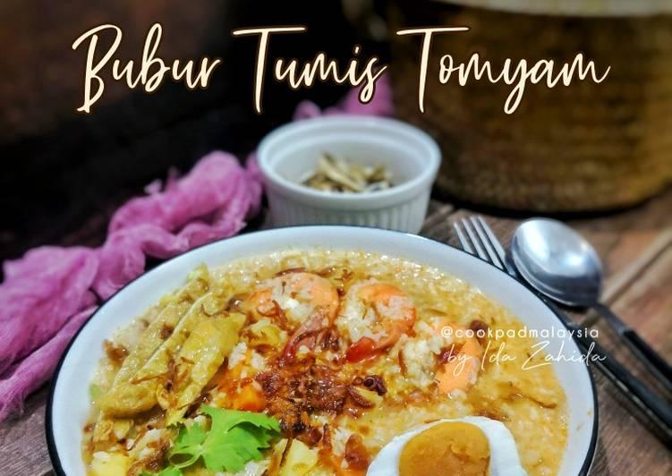 Bubur Tumis Tomyam - velavinkabakery.com