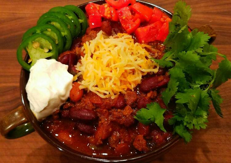 Mike's New Mexican Chili