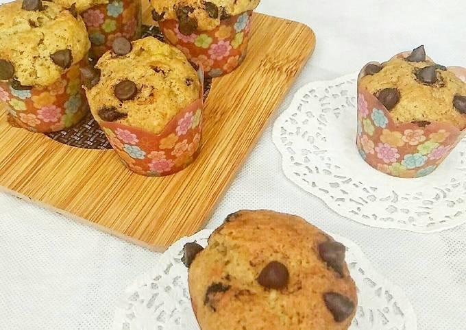 Mini Banana Choco chip Muffin