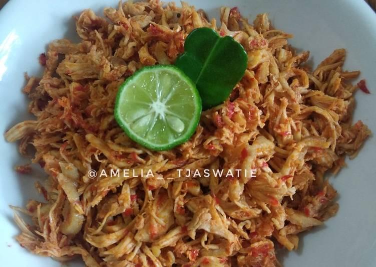 16. Ayam Sisit/ Suwir Bali