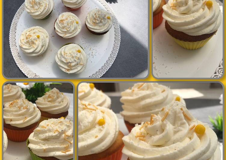 Les Meilleures Recettes de Cupcakes Piña Colada