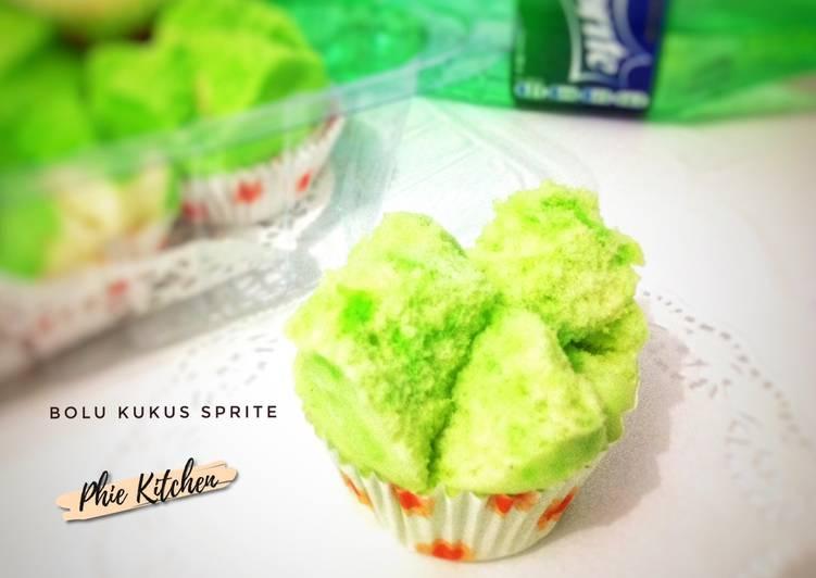 Resep Bolu Kukus Mekar Sprite 36 Oleh Phie Kitchen Cookpad